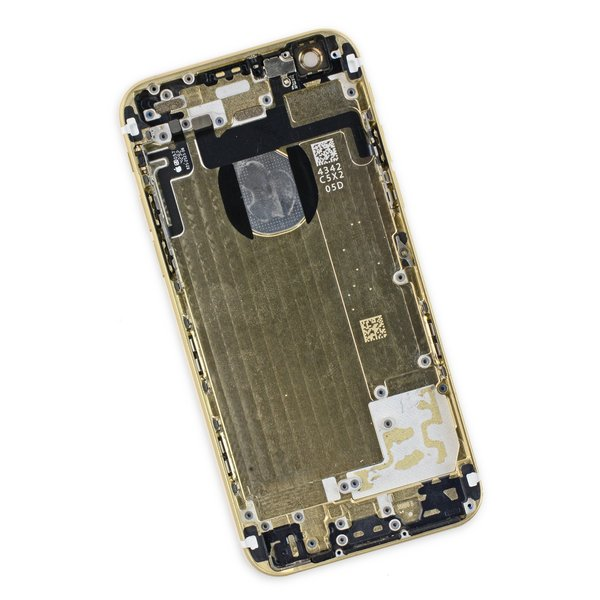 iPhone 6 OEM Rear Case / A-Stock / Gold