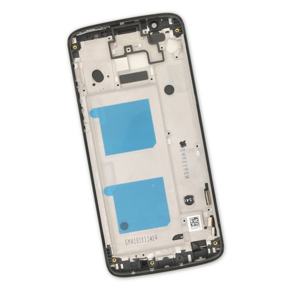 Moto G6 Screen / Black / Part Only