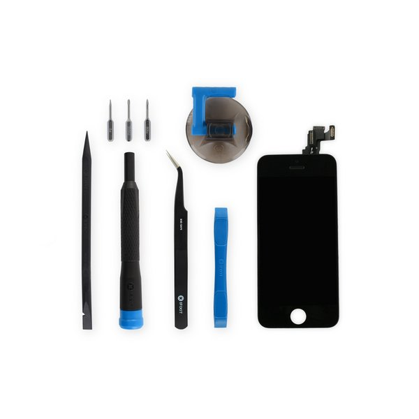 iPhone 5c LCD Screen and Digitizer Full Assembly / New / Fix Kit