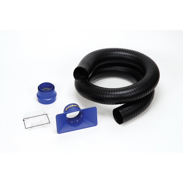 Duct Kit fits FA-430 Smoke Absorber / Rectangular Nozzle / C1571