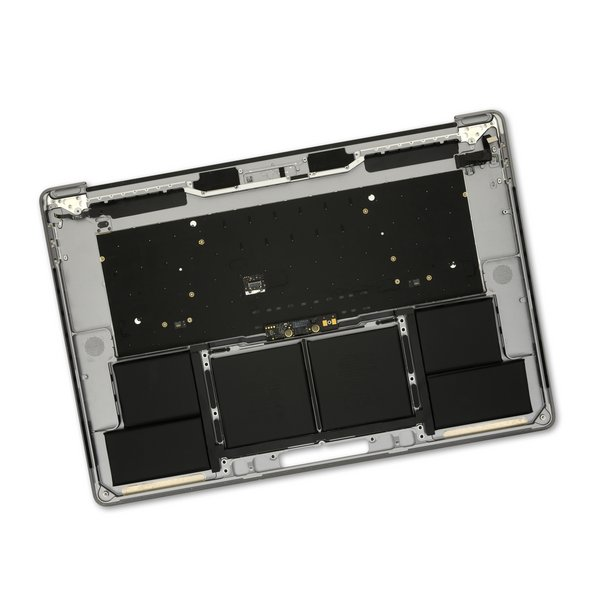 "MacBook Pro 15"" Retina (Mid 2018-2019) Upper Case Assembly / A-Stock / Dark Gray"