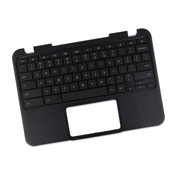 Lenovo Chromebook 11 N21 Palmrest Keyboard