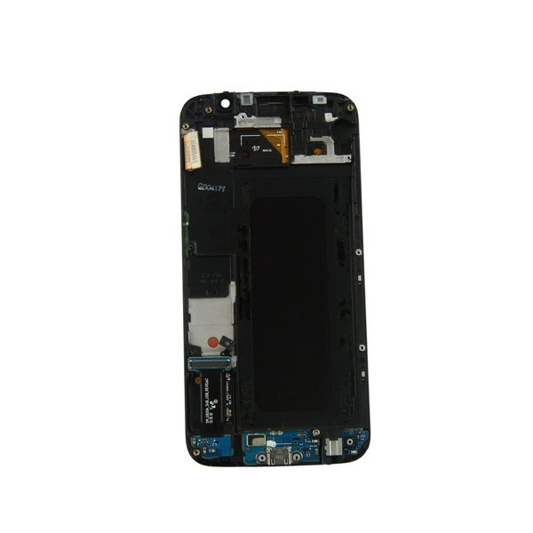 Galaxy S6 Screen and Digitizer Assembly (AT&T) / Black / A-Stock