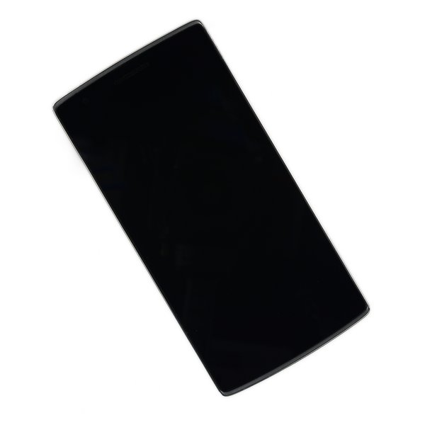 OnePlus One LCD Screen and Digitizer Assembly / A-Stock