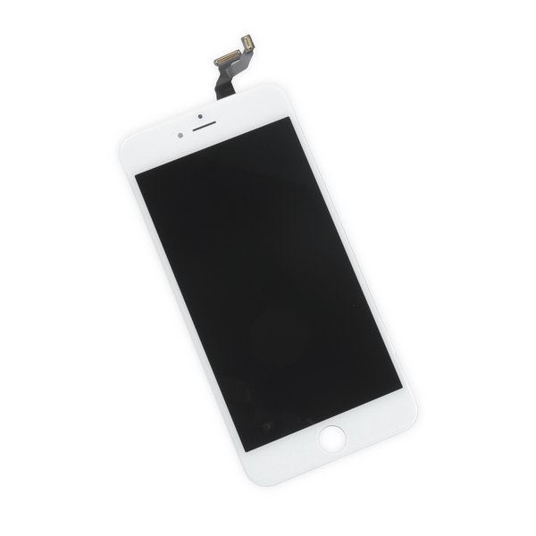 iPhone 6s Plus LCD Screen and Digitizer / New / Part Only / White