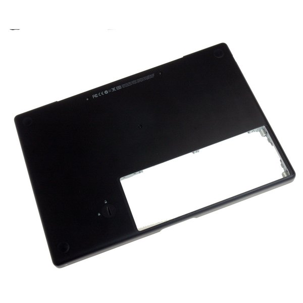 MacBook Lower Case / Black / A-Stock