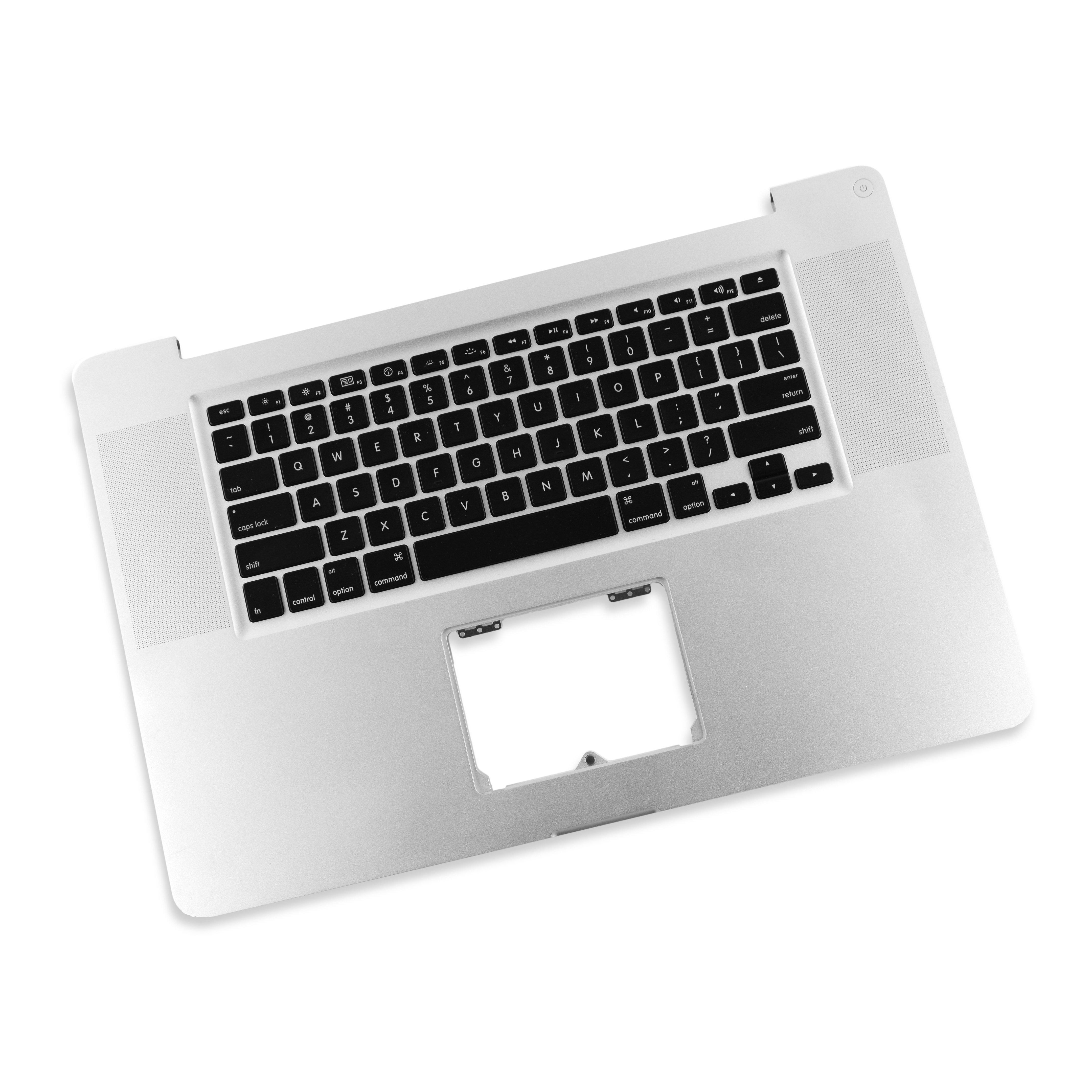 "MacBook Pro 17"" Unibody (Early 2011) Upper Case Image"