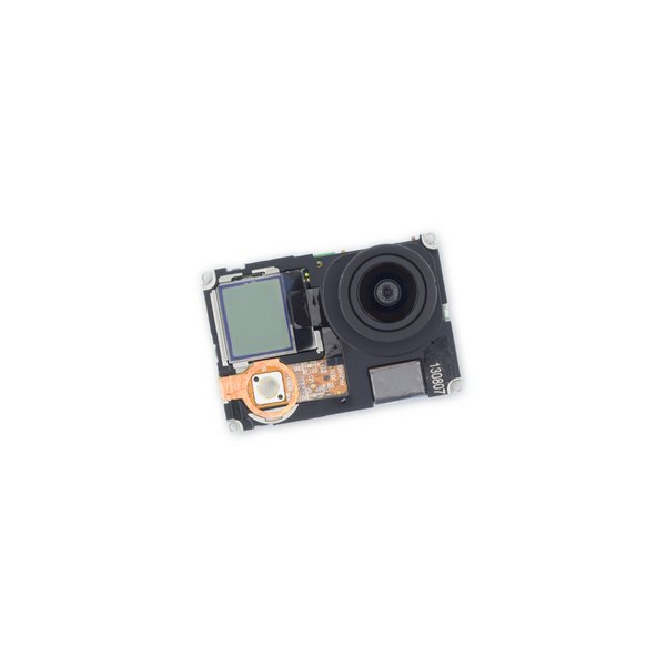 GoPro Hero3 Silver Internal Assembly