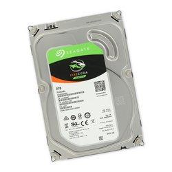 "2 TB SSD Hybrid 3.5"" Hard Drive"