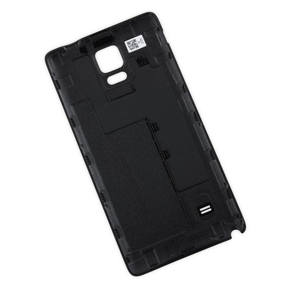 Galaxy Note 4 Rear Panel / Black / Unlocked