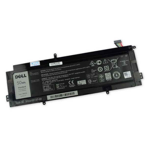 Dell Chromebook 11 CB1C13 Battery
