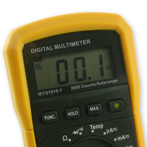 Digital Multimeter / Economy