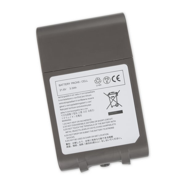 Dyson V6 Replacement Battery / New
