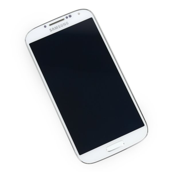 Galaxy S4 Screen and Digitizer (AT&T/T-Mobile) / White / New