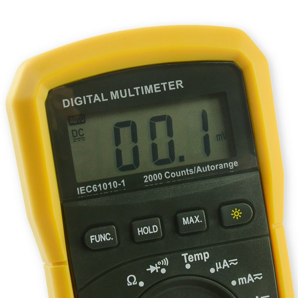 Digital Multimeter / Economy