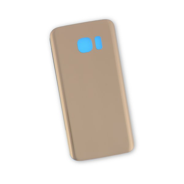 Galaxy S7 Rear Panel/Cover / Part Only / Gold