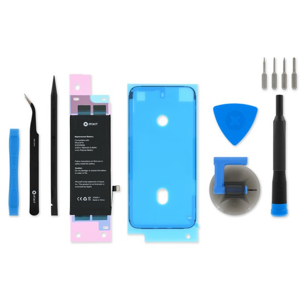 iPhone 8 Replacement Battery / Fix Kit with Adhesive