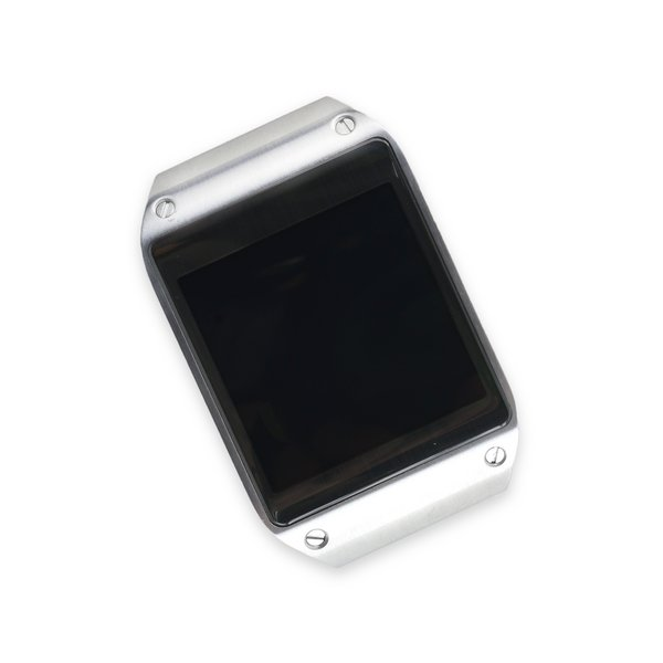 Galaxy Gear (1st Gen) Display Assembly / Silver / A-Stock