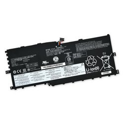 Lenovo ThinkPad X1 Yoga 3rd Gen Replacement Battery / Part Only
