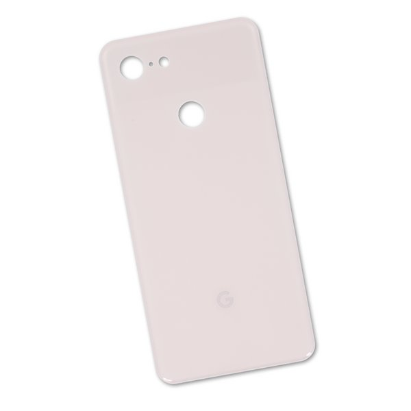 Google Pixel 3 Back Panel / New / Pink