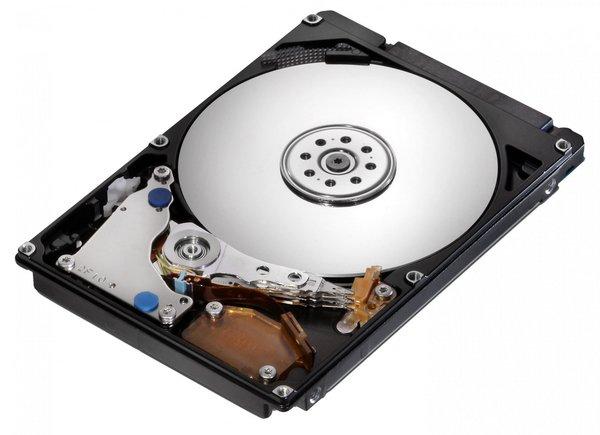 """750 GB 7200 RPM 2.5"""" Hard Drive"""