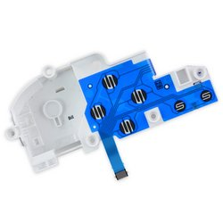 Nintendo Wii U GamePad Action Buttons Flex Cable