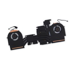 ASUS ROG GL503VM-B17N13 Heat Sink and Fans
