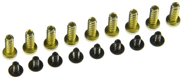 Xbox 360 Motherboard Screw Set