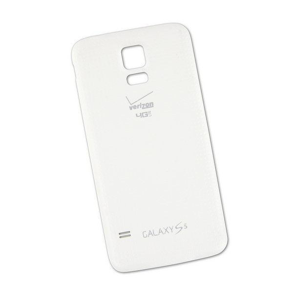 Galaxy S5 Rear Panel (Verizon) / White / A-Stock
