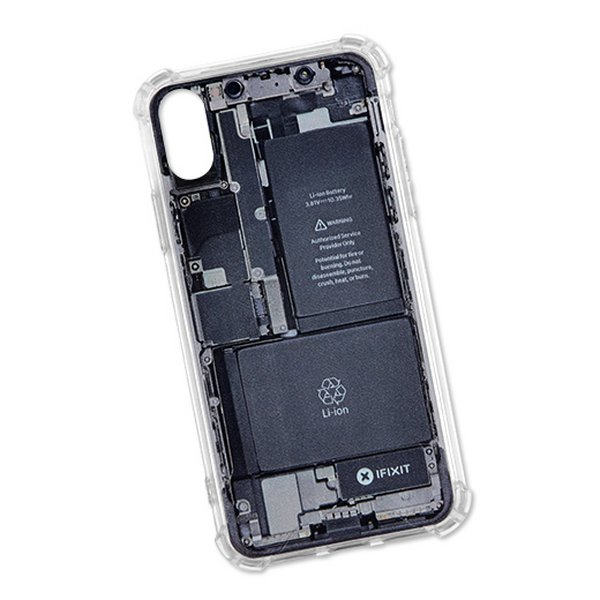 buy online 8bdf9 44b99 iFixit Insight iPhone X Case - Color / New / X-Ray / New