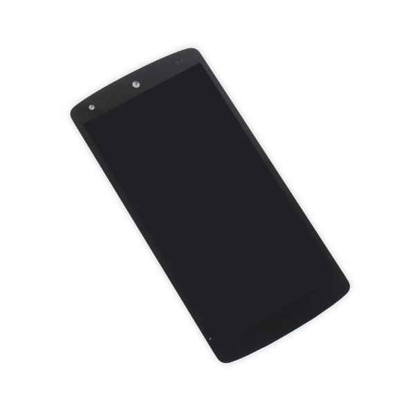 Nexus 5 LCD Screen and Digitizer / Black / Part Only / New