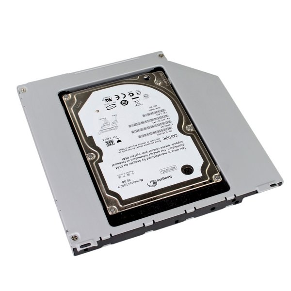 Unibody Laptop Dual Drive