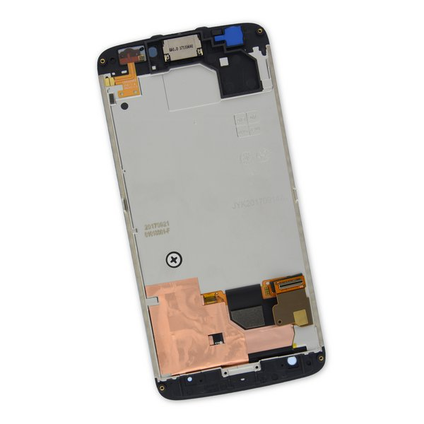 Moto Z Force Droid Screen / Black / Part Only / New