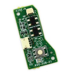 Nintendo Wii mini Power Button Board