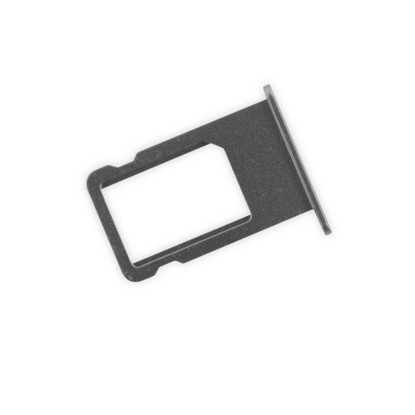 iPhone 6 Plus Nano SIM Card Tray / Black