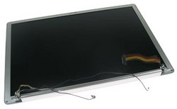 "G4 Aluminum 15"" 1.5/1.67 GHz Display Assembly"