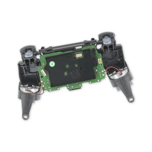 DualShock 4 Controller Motherboard and Midframe Assembly (JDM-055)