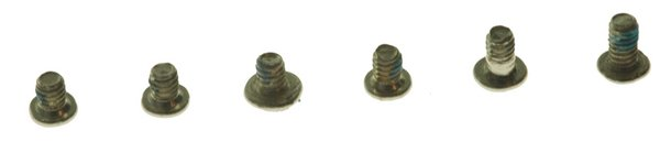 iPod nano (3rd Gen) Screw Set