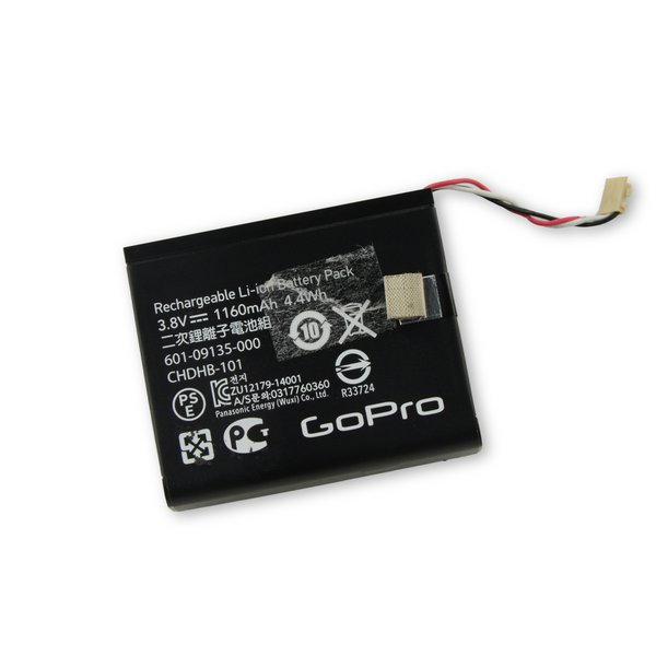 GoPro Hero+ LCD Battery