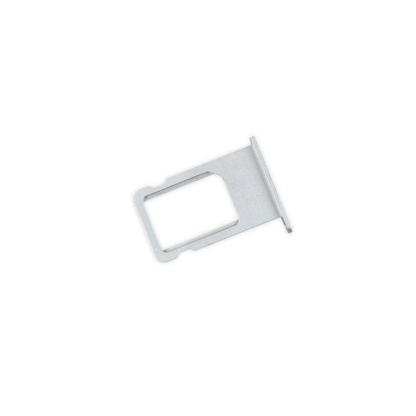 iPhone 6s Plus Nano SIM Card Tray / Silver