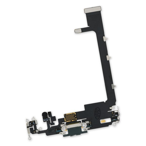 iPhone 11 Pro Max Lightning Connector Assembly / New / Green