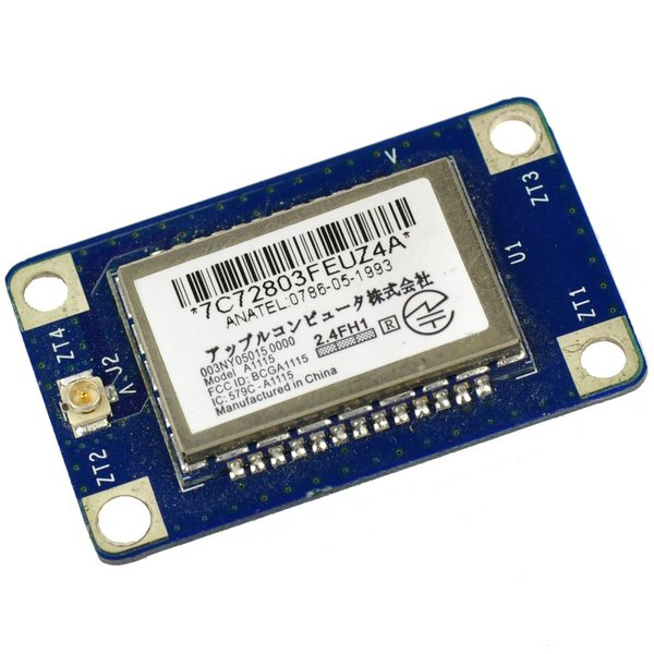 "iMac G5 17"" EMC 1989 or 20"" EMC 2008 Bluetooth Card / Model A1115"