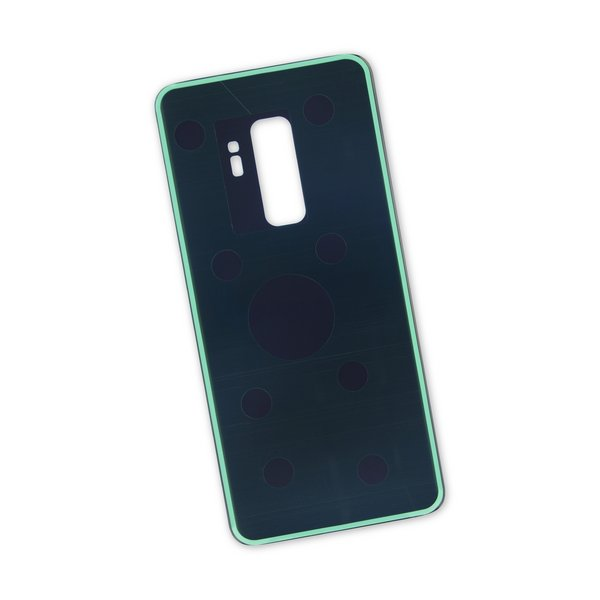 Galaxy S9+ Rear Glass Panel/Cover / Blue