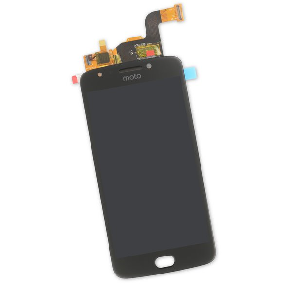 Moto E4 LCD and Digitizer / Gray