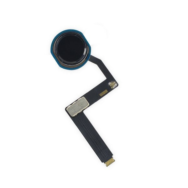 "iPad Pro 9.7"" Home Button Assembly / Black"