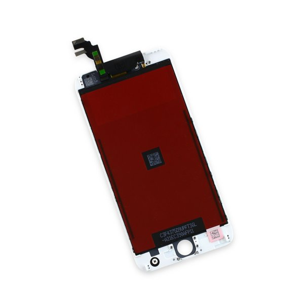 iPhone 6 Plus LCD Screen and Digitizer / New / Part Only / White