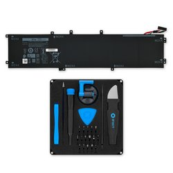 Dell 6GTPY 97 Wh Replacement Battery / Fix Kit