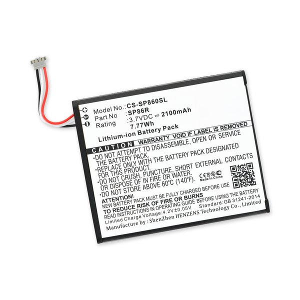 PlayStation Vita Slim Replacement Battery / New