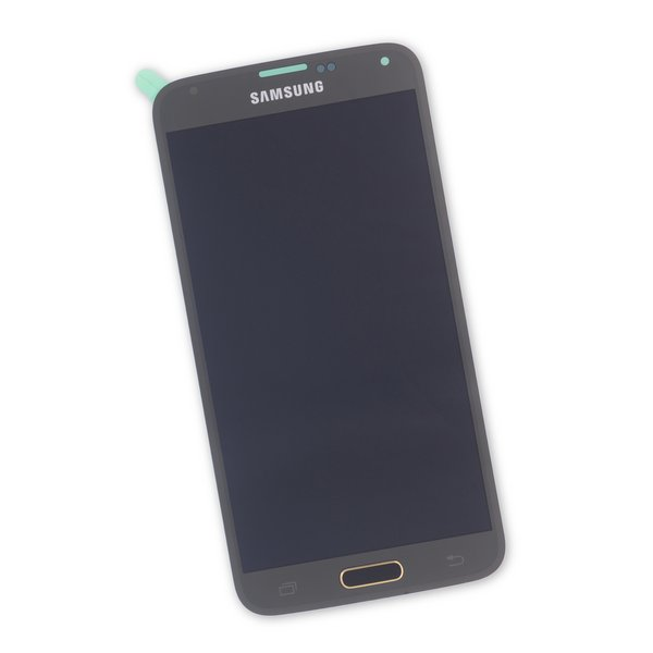 Galaxy S5 Screen / Gold / New / Part Only