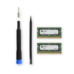 "MacBook 13"" Unibody (A1342 Late 2009) Memory Maxxer RAM Upgrade Kit"